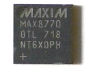IC - MAXIM MAX8770GTL QFN 40pin Power IC Chip