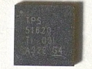 IC - TPS51620 QFN 40pin Power IC Chip