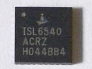 IC - ISL6540ACRZ QFN 28pin Power IC Chip