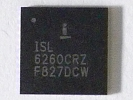 IC - ISL6260CRZ QFN 40pin Power IC Chip